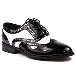 Miko Lotti - Wing Tip Oxford Dress Shoes