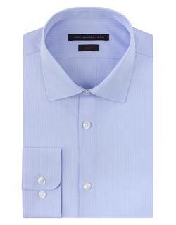 John Varvatos - U.S.A Slim Fit Fancy Pinstripe Dress Shirt