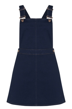 Oasis - Dungaree Denim Dress