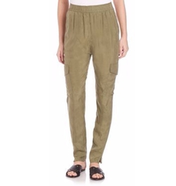 SET - Drapey Cargo Pants