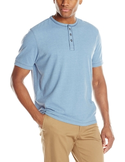 GH Bass - Jersey Henley Shirt