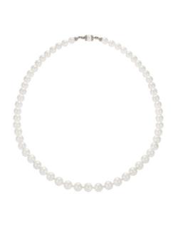 Nadri - Faux Pearl Necklace