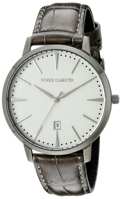 Vince Camuto - Japanese Quartz Grey Watch