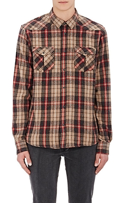 Iro - Plaid Joel Shirt