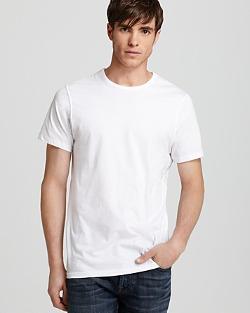 Calvin Klein  - Slim Fit Crewneck Undershirt