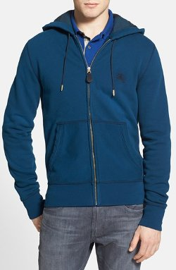Burberry Brit - Pearce Full Zip Hoodie