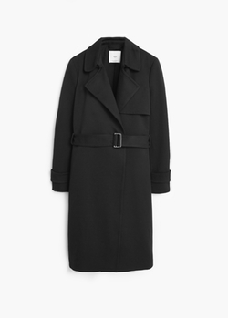 Mango - Belt Trench Coat