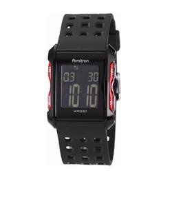 Armitron - Digital Chronograph Strap Watch