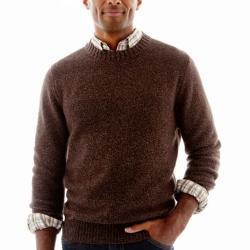 JOE Joseph Abboud - Tonal-Striped Sweater