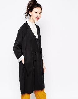 Monki - Trench Coat