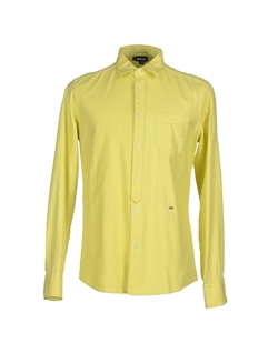 Just Cavalli - Long-Sleeve Button Shirt