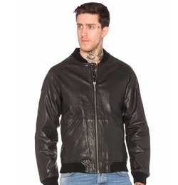 Nudie Jeans - Brook Leather Jacket