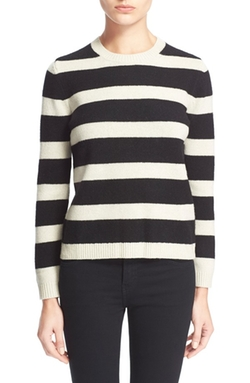 The Kooples  - Stripe Wool Sweater