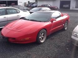 Pontiac  - 1995 Firebird Formula Coupe