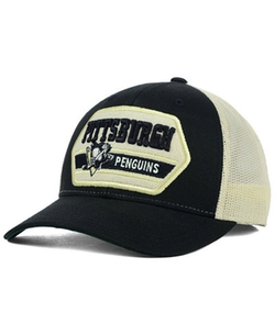 CCM - Pittsburgh Penguins Patched Trucker Cap