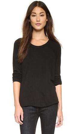 Sundry - Long Sleeve Raglan Sweatshirt