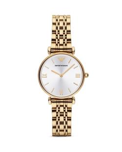 Emporio Armani - Round Link Watch