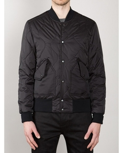 Wings + Horns  - Primaloft Combat Bomber Jacket