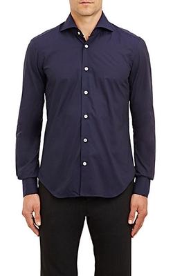 Kiton - Poplin Dress Shirt