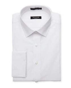 Van Heusen - Lux Sateen Wrinkle-Free French Cuff Dress Shirt