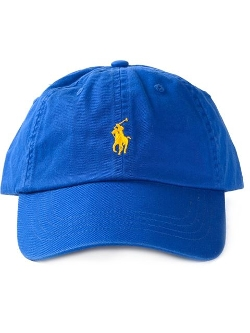 Polo Ralph Lauren  - Logo Embroidered Cap