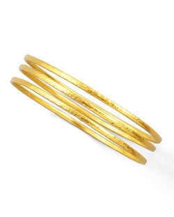Gurhan - Constellation Gold Bangles Bracelet