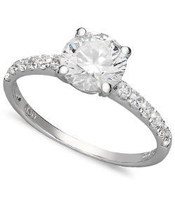 Arabella - Swarovski Zirconia Wedding Ring