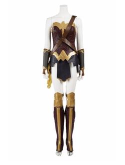 MZCool - Wonder Woman Halloween Cosplay Costume