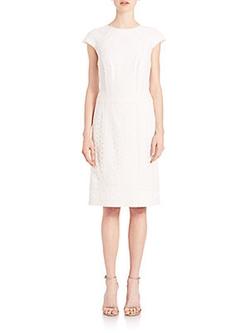 Tadashi Shoji - Slim Fit Shift Dress