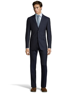 Gucci - Wool Two Button Suit
