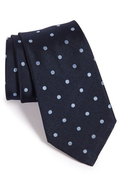 Paul Smith - Polka Dot Silk Tie