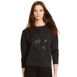 Ralph Lauren  - New York Gym Fleece Pullover Sweater