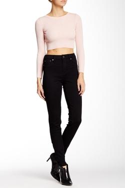 Tractr - High Waist Skinny Jean