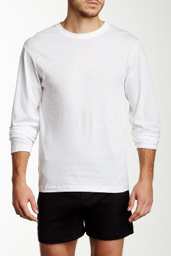 2(x)ist - Long Sleeve Crew Neck Tee
