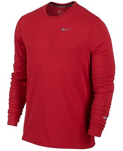 Nike  - Dri-Fit Contour Long-Sleeve Shirt