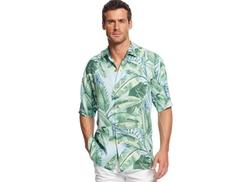 Tommy Bahama  - Frond In The Sun Silk Shirt