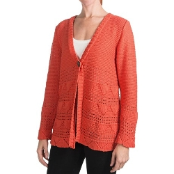Pure Handknit  - Earth Cardigan Sweater