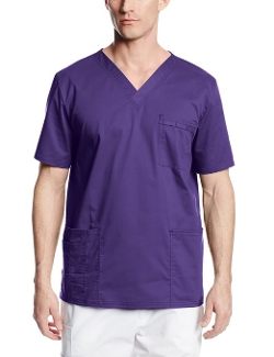 Cherokee  - Cherokee Premium Core Stretch Unisex V-Neck Scrub Top
