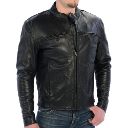 Mossi Cruiser - Premium Leather Jacket