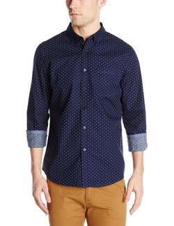 Sovereign Code - Polka Dot Print Woven Shirt