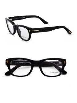 Tom Ford Eyewear  - Square Optical Glasses
