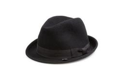 Block Headwear  - Wool Fedora Hat