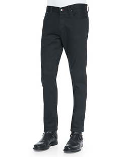 Ralph Lauren Black Label - Straight-Fit Denim Jeans