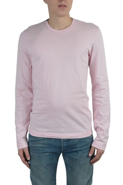 Dolce & Gabbana - Crewneck Long Sleeve T-Shirt