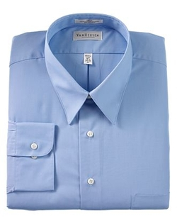 Van Heusen  - Poplin Dress Shirt