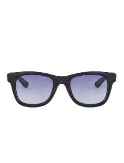 Italia Independent - Printed Thermic Wayfarers Sunglasses