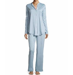Hanro - Cotton Deluxe Pajama Set