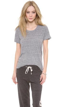 Monrow - Vintage Jersey Basic Oversized T-Shirt
