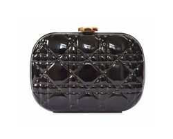 Hellofashion - Embossed Clutch Bag