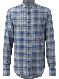 Ermanno Scervino   - Plaid Shirt